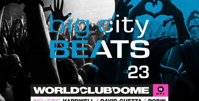 BIG CITY BEATS 23  WORLD CLUB DOME WINTER EDITION